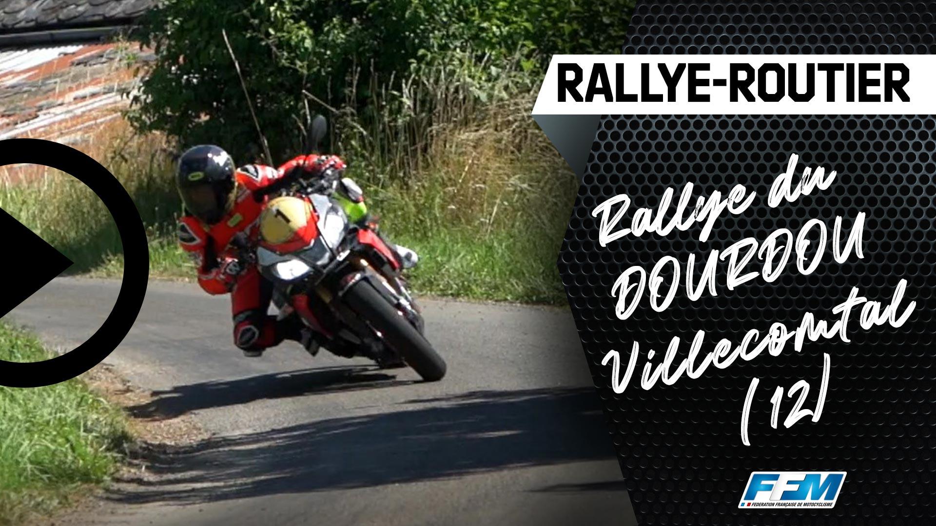 Retour en vidéo sur le Rallye du Dourdou