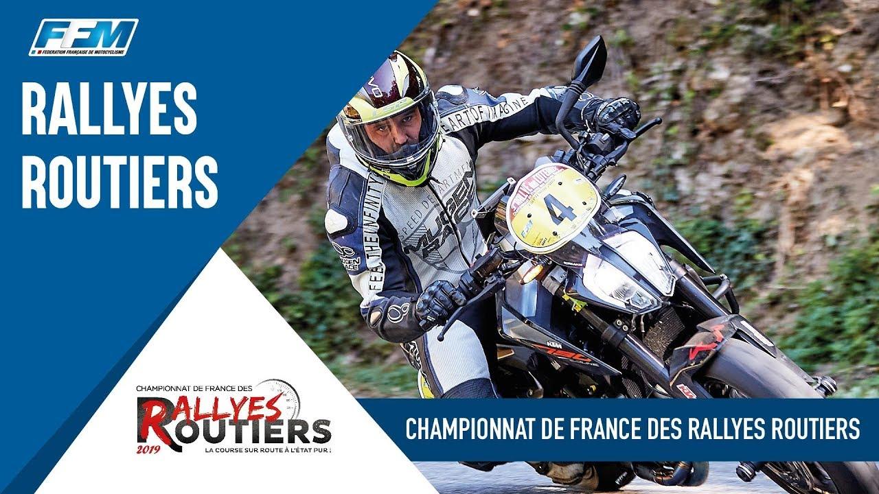 CHAMPIONNAT DE FRANCE DES RALLYES-ROUTIERS : ROUILLAC (16)